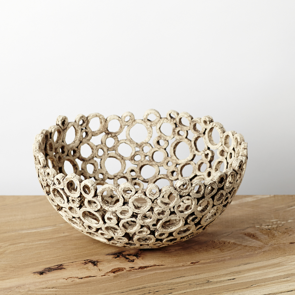 Medium Circles Bowl
